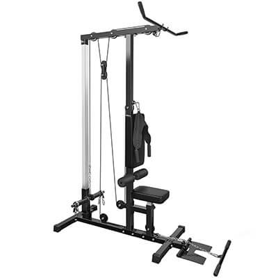 Merax LAT Pulldown Cable Machine