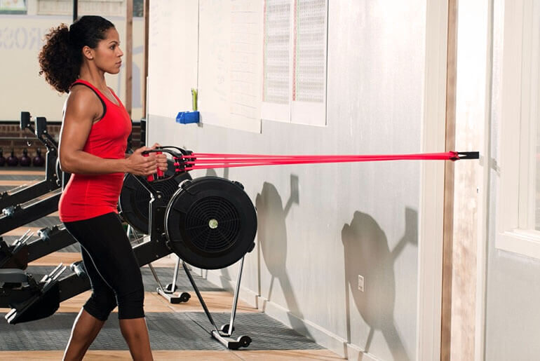 How to Anchor Resistance Bands at Home: